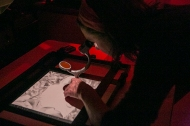 Kate darkroom